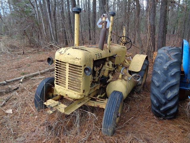 6y2260 Clayre fed Modelo-tractor 17x9x10 cm