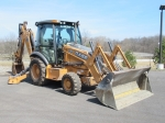 2013 CASE Model 580 Super N, 4x4 Tractor Loader Extend-A-Hoe, s/n JJGN58SNPDC585352