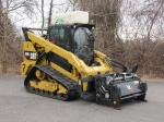 2014 CATERPILLAR Model 289D Crawler Skid Steer Loader, s/n TAW00825