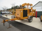 2012 BANDIT Model 1390XP Portable Drum Chipper, s/n 4FMUS1512CR001225