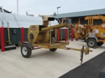 2008 REINCO Model TM-35XKUB Portable Straw Blower, s/n 4681, VIN# 1R47312148P195021