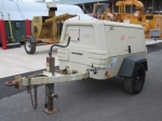 2008 INGERSOLL RAND Model P185WJD, 185 CFM Portable Air Compressor, s/n 398629UBSD08
