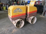 2004 WACKER Model RT Articulated Trench Compactor, s/n 5509145