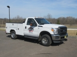 2013 FORD Model F-250 Super Duty, 4x4 Utility Truck