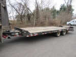2004 TALBERT Model AC-20, 20 Ton Tandem Axle Tag-A-Long Trailer