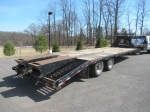 2013 BIG TEX Model 22GN-25BK+5CP Tandem Axle Gooseneck Trailer
