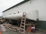 LITTLEFORD 4,880 Gallon Tandem Axle Liquid Asphalt Storage Trailer